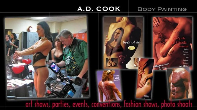 adcook-body-painting