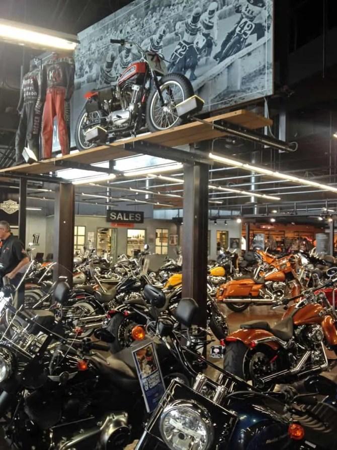 Las Vegas Harley-Davidson, Las Vegas, NV