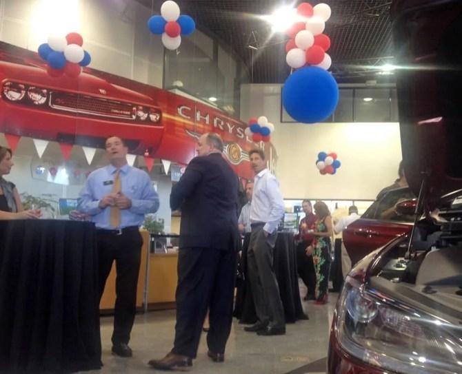 Chrysler 200 Celebration - Car Talk at Chapman Chrysler, Las Vegas, NV