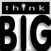 Think Big, A.D. Cook Art + Design