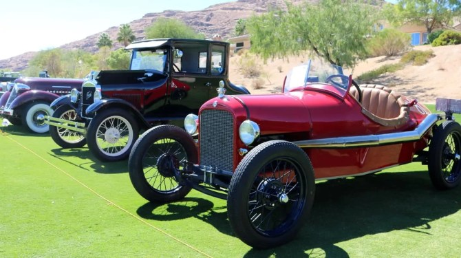 Old Timers at Red Rock Country Club, Las Vegas, NV