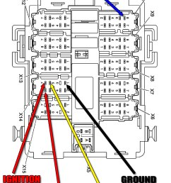 chevy silverado backup light wiring diagram wiring diagram blogs 1999 chevy tahoe electrical junction boxes reverse [ 912 x 1231 Pixel ]
