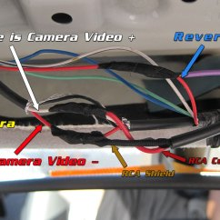 1999 Toyota Corolla Stereo Wiring Diagram Yamaha G1 Electric Golf Cart Tundra Camera Harness | Get Free Image About