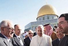 papez a izrael