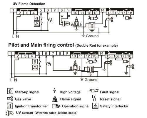 small resolution of  tbc2800a1000 burner controller wiring diagram honeywell tbc2800a1000