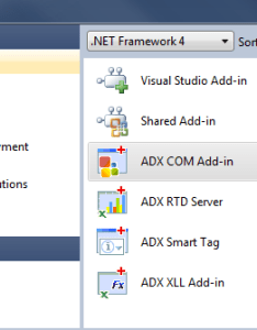 Creating  com add in for visio also  vb rh express
