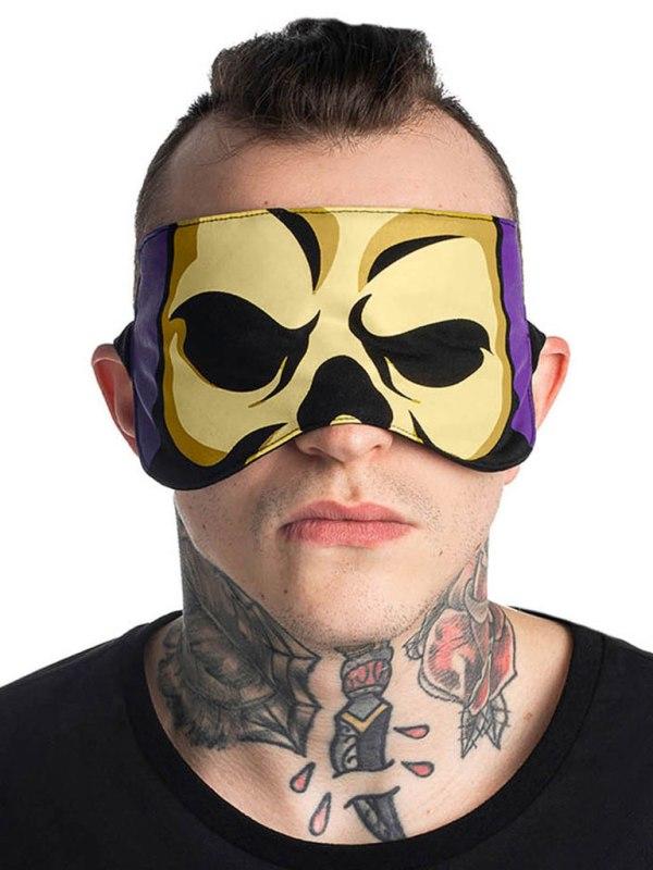 KILLSTAR - Skeletor Sleep Mask