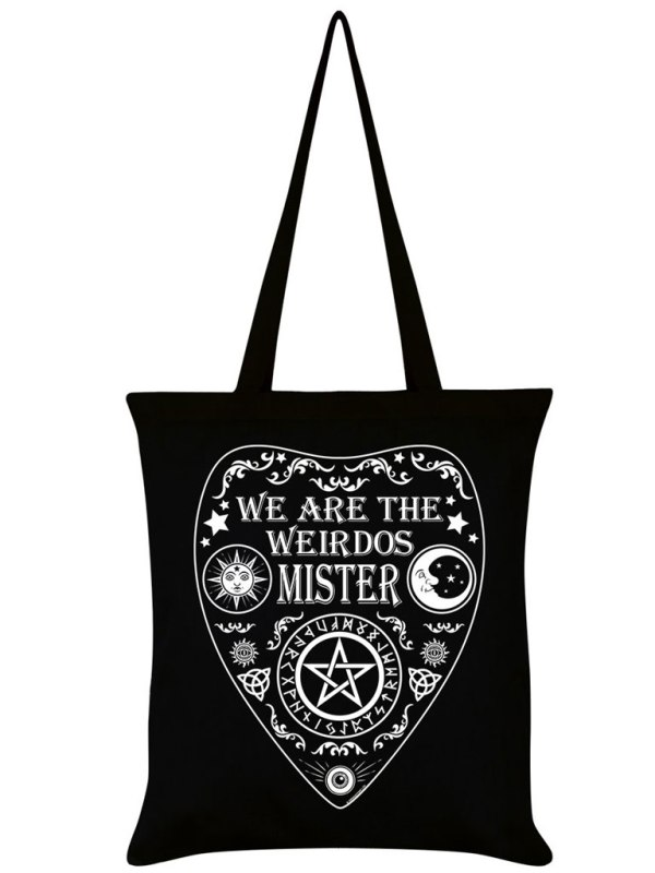 GRINDSTORE - We Are The Weirdos Mister Ouija Totebag