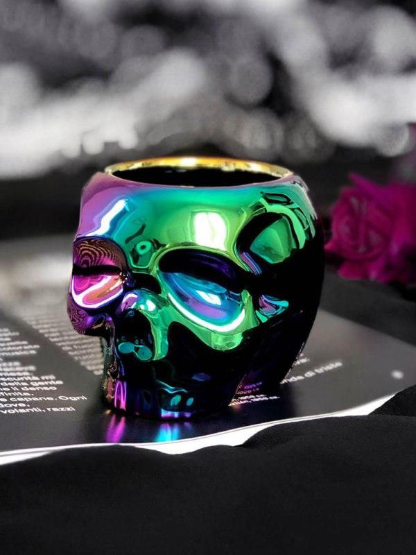 KILLSTAR - Skull Mugg [Black Aura]