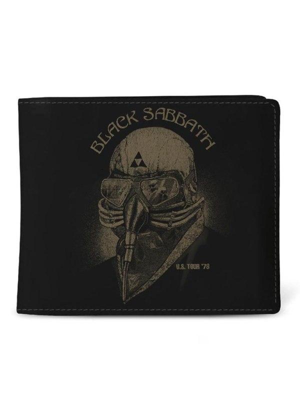 ROCKSAX - Black Sabbath - 78 Tour Plånbok