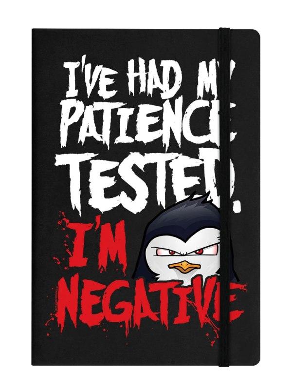 PSYCHO PENGUIN - Patience Notebook