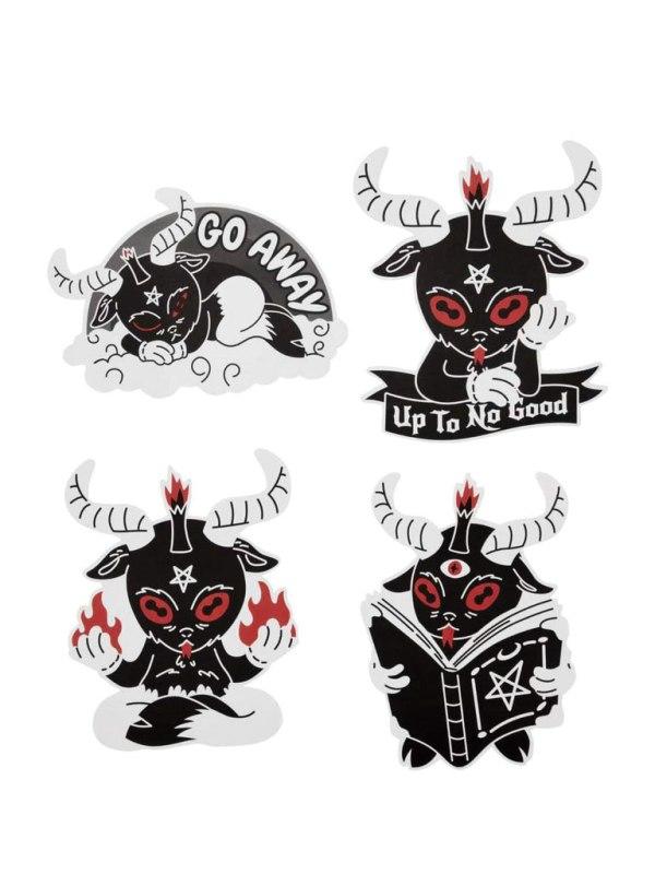 KILLSTAR - Little Baphy Sticker Pack