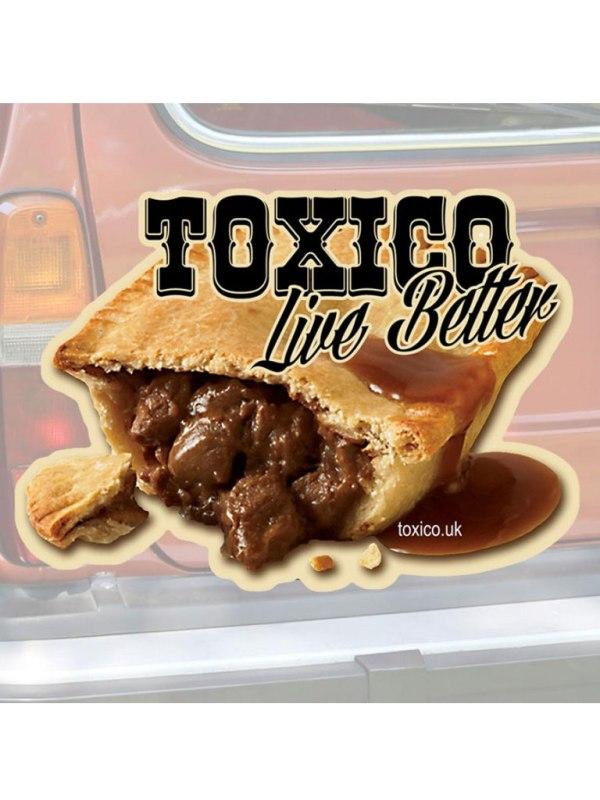 TOXICO - Live Better Sticker