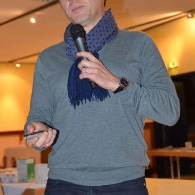 Dr Gilles POITTEVIN, orthododntiste utilisateur de la caméra trios de 3shape