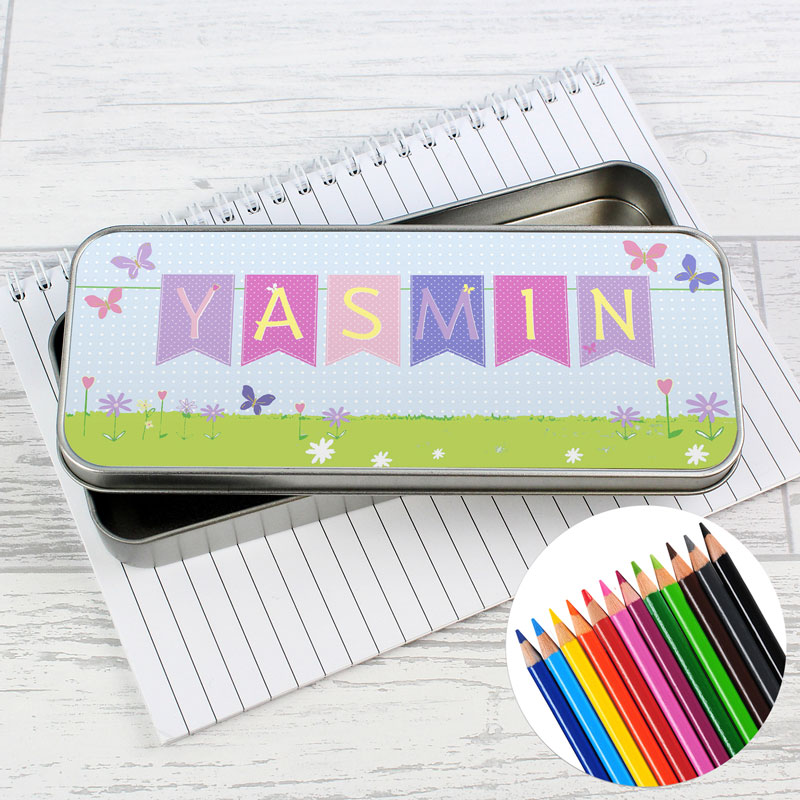 back to school Personalised Stationery