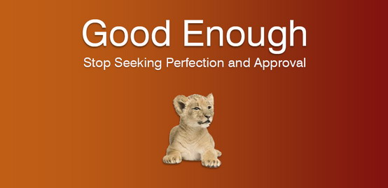 Good Enough - Stop Seeking Perfection and Approval free eBook