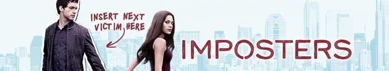 Image result for imposters the code