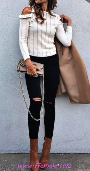 Adorable And Lovely Fall Outfits Ideas To Stand Out From The Crowd29