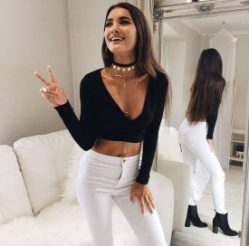 Best Ideas For Summer Club Outfits45