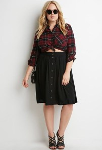 Casual And Comfy Plus Size Fall Outfits Ideas02