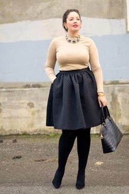 Casual And Comfy Plus Size Fall Outfits Ideas44