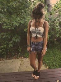 Easy And Cute Summer Outfits Ideas For School11