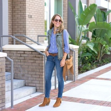 Gorgeous Fall Outfits Ideas For Women15