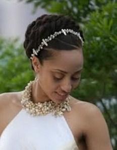 Gorgeous Wedding Hairstyles For Black Women17