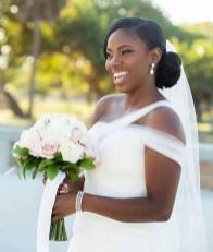 Gorgeous Wedding Hairstyles For Black Women27