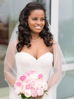 Gorgeous Wedding Hairstyles For Black Women32