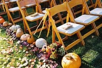 Awesome Outdoor Fall Wedding Tips Ideas01