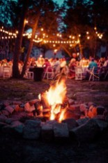 Awesome Outdoor Fall Wedding Tips Ideas05