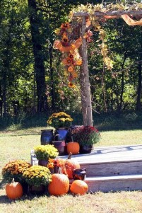 Awesome Outdoor Fall Wedding Tips Ideas22