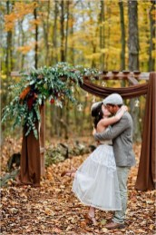 Awesome Outdoor Fall Wedding Tips Ideas31