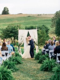 Awesome Outdoor Fall Wedding Tips Ideas32