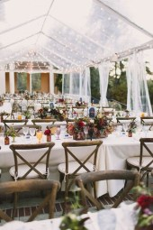 Awesome Outdoor Fall Wedding Tips Ideas36
