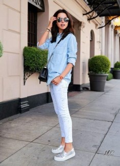 Fabulous And Fashionable School Outfit Ideas For College Girls20
