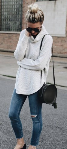 Perfect Fall Outfits Ideas To Copy Asap35
