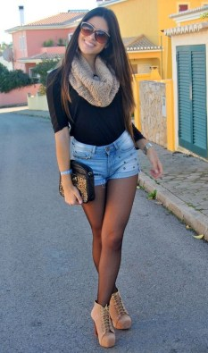 Charming Winter Outfits Ideas Teen Girl28