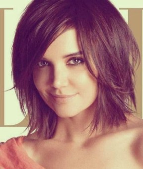 Cute Layered Bob Hairstyles Ideas10