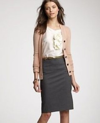 Incredible Skirt And Blouse This Fall Ideas42