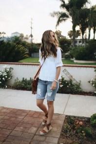 Perfect Wearing Summer Shorts Ideas10