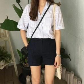Perfect Wearing Summer Shorts Ideas11