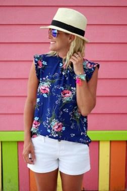 Perfect Wearing Summer Shorts Ideas33