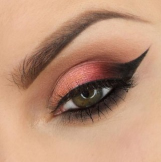 Stunning Shimmer Eye Makeup Ideas 201806