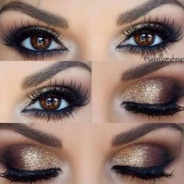 Stunning Shimmer Eye Makeup Ideas 201833