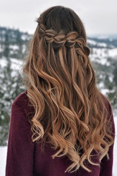 Awesome Hairstyles Christmas Party Ideas33