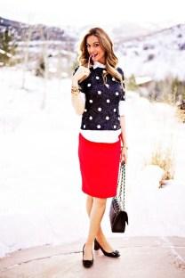 Charming Christmas Heels Ideas For Cute Women02