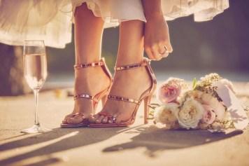 Charming Christmas Heels Ideas For Cute Women14