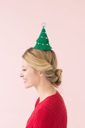 Charming Diy Winter Crown Holiday Party Ideas17
